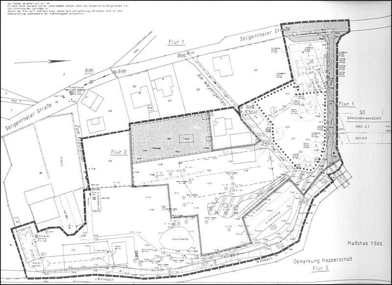 vorhabenbezogener bebauungsplan nr 104 der stadt siegburg sprachen akademie vorentwurf. Black Bedroom Furniture Sets. Home Design Ideas